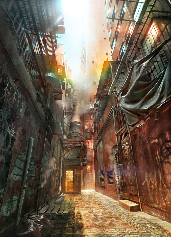 alleyway_by_jenovah_art-d367iag
