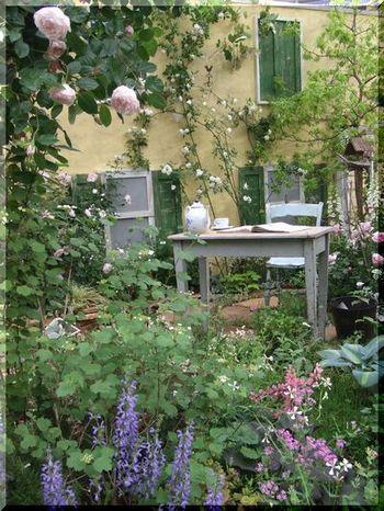 エミリー・ディキンソンの庭