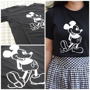 ミッキーTシャツ2