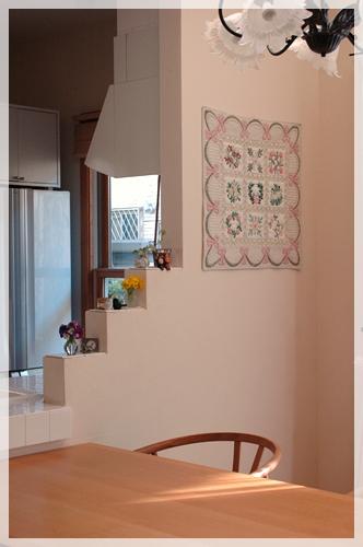 キッチン飾り棚2