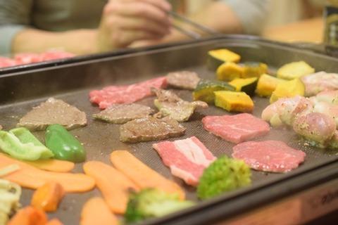 次は焼き肉