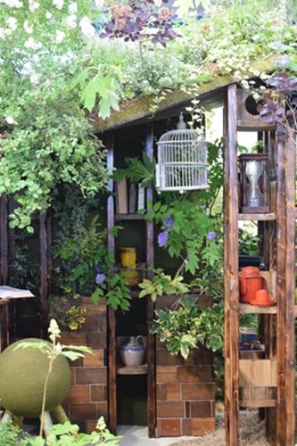 素敵な庭 (4)