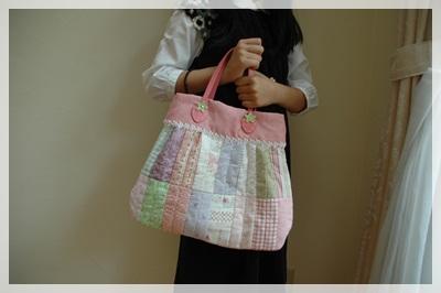 娘にバッグを (2)