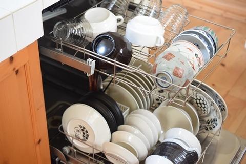 我が家の食洗器