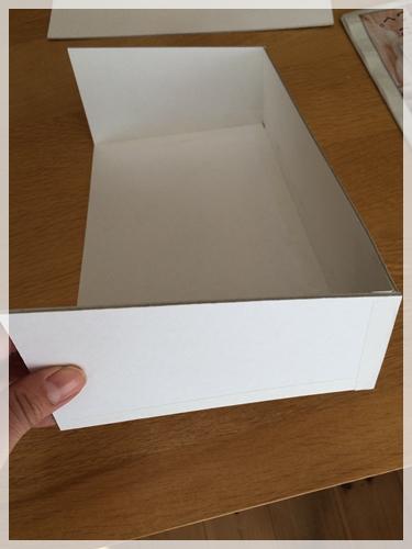 箱を組み立てる