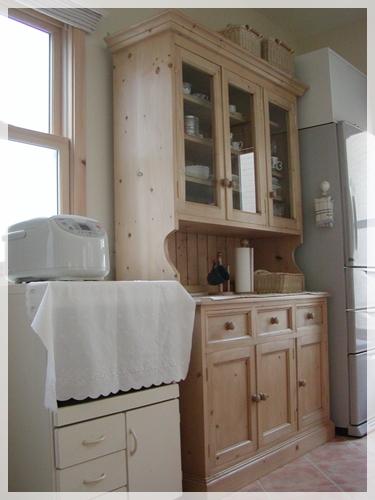 引っ越し当初のキッチン