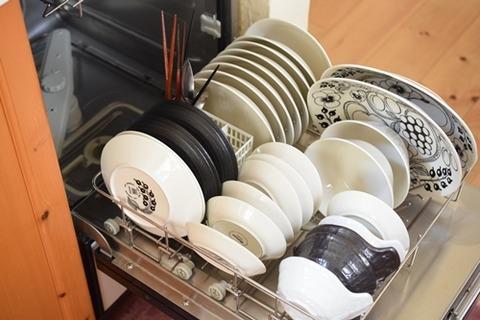 我が家の食洗器2