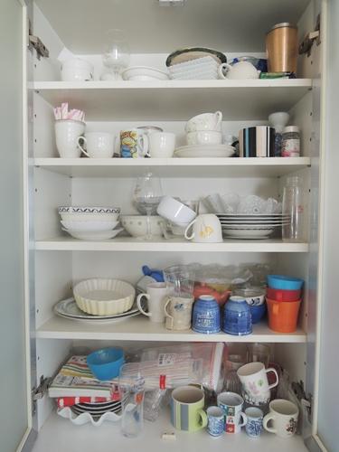 食器棚BEFORE