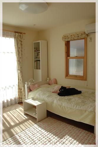 娘のベッド (2)