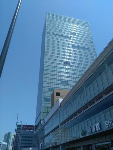 新宿ミライナータワー