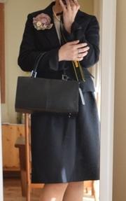 卒業式の母スーツ