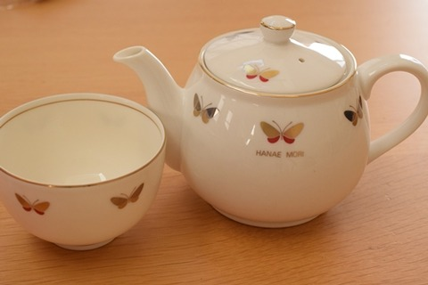 我が家のお茶セット