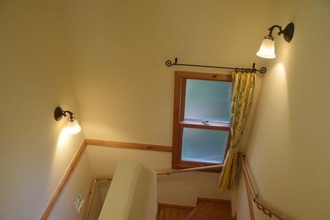 我が家の階段
