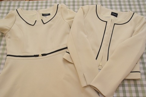 入学式スーツ2