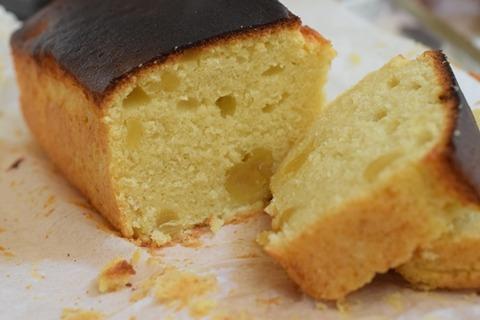 栗きんとん入りパウンドケーキ