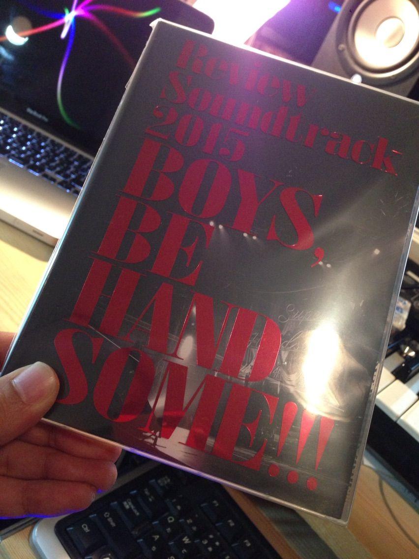 ライブ dvd ハンサム