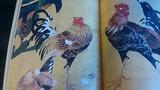 若冲の鶏の絵