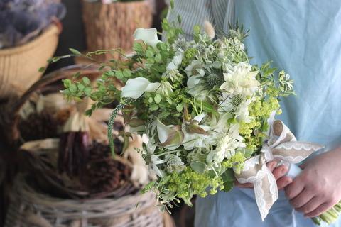 * white bouquet *