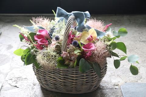 お中元に、お花の贈り物を*