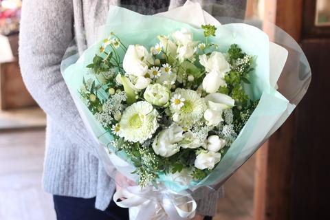 * 感謝のお花束 *