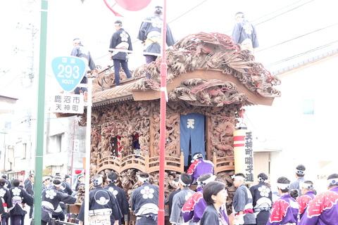 * 鹿沼秋祭り *