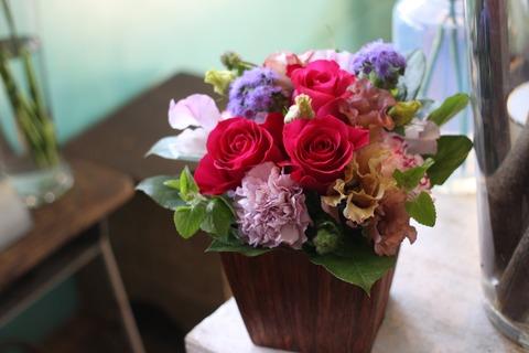 FlowerLesson *生徒さんの作品*