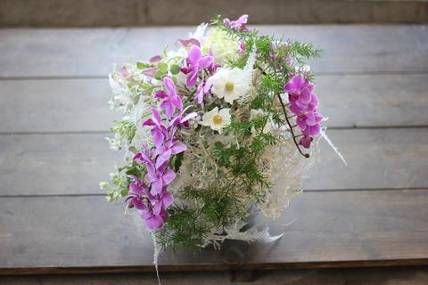宇都宮花市場の納涼祭!コンペディションのための作品♪