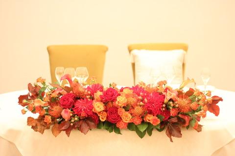 * 秋色wedding *