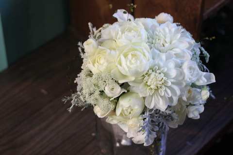 * white bouquet *