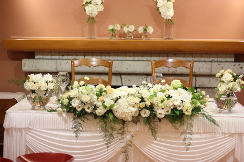 * wedding flowers *