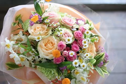 プロポーズで渡す花束のご注文頂きました♪
