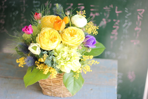 *Flowers for smile*