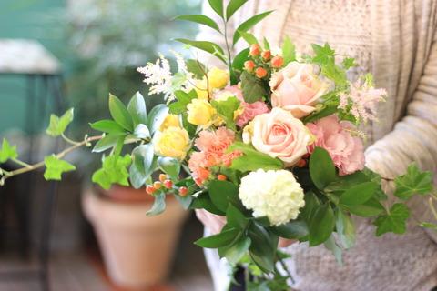 *母の日のお花の発送ご予約について*