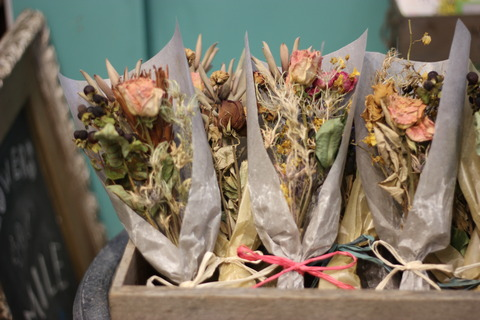 ~ dry bouquet ~