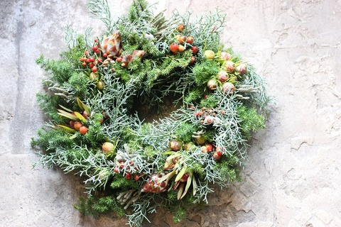 Christmas wreath◎