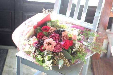 * birthday bouquet *