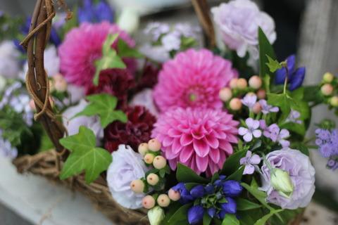 紀寿(百寿)の御祝い~お客様のお気持ちをお花に込めて~