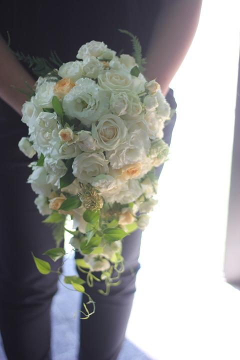 ** wedding bouquet **