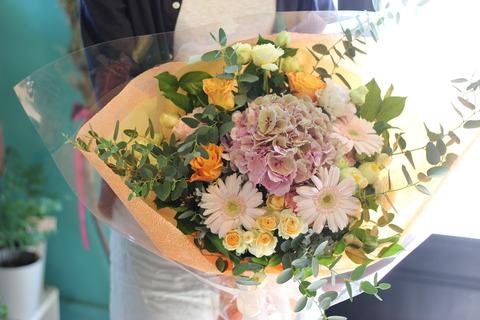 * ご結婚記念日に花束を *