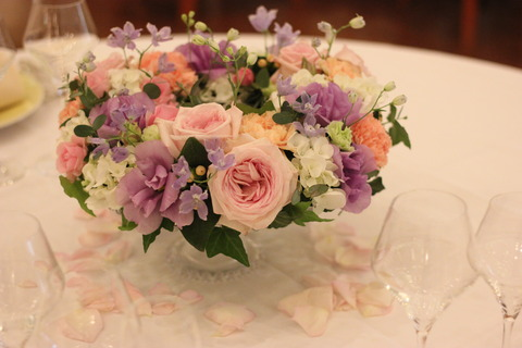 ~ * Wedding flowes *  Pastel colors ~