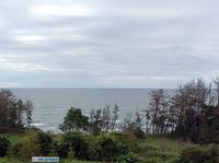 朝・宿からの風景