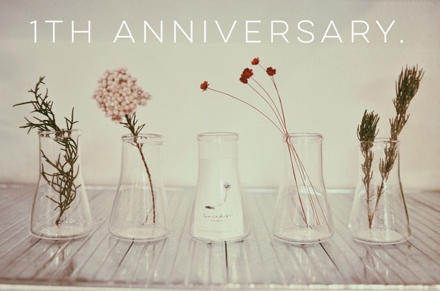 1th Anniversary.