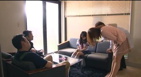 娘の目の前で輪姦される母 倉木みお mada053 (2)