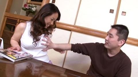 中出し近親相姦 母子熱愛 藤森綾子 SKSS-31 (3)