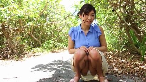 穂川果音 お天気お姉さんの休日 OME-197 (2)