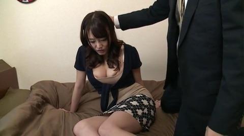 アナルを舐めさせられた借金妻2 浜崎真緒 CESD-376 (2)