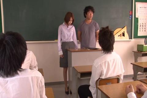恥辱の教育実習生2 成宮カナ SHKD486 (22)