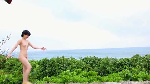 美少女、南の島から 長澤えりな REBDB-098 (20)