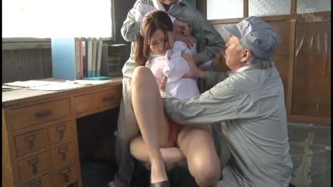 老働者に輪姦され 伊東真緒 GVG-469 (2)