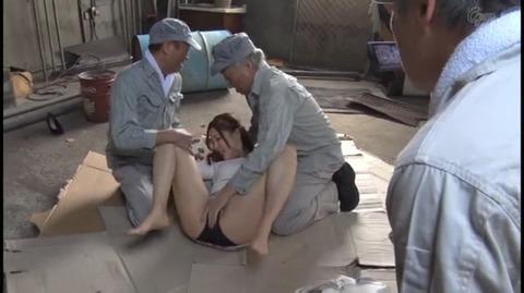 老働者に輪姦され 伊東真緒 GVG-469 (10)